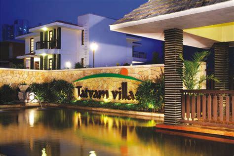 tatvam villa layout plan tatvam villas ready to move homes property in gurgaon