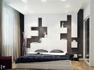 bedroom wall design wall decoration the bed