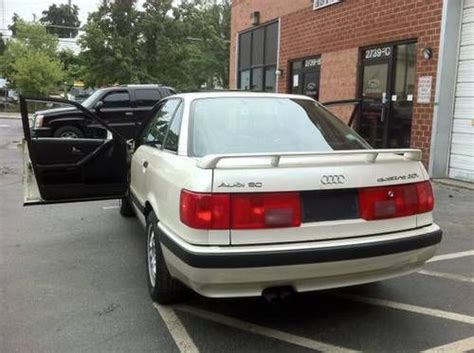 car engine repair manual 1990 audi coupe quattro lane departure warning buy used 1990 audi 90 quattro 20v manual 5 speed in silver spring maryland united states for