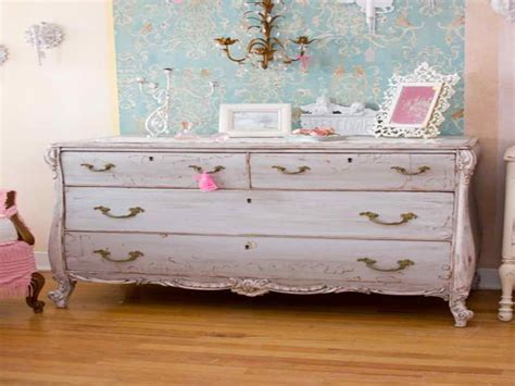 How To Paint Shabby Chic Furniture by Diy Shabby Chic Dresser For Garden Home Design And