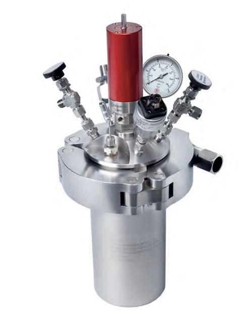berghof br series high pressure reactor