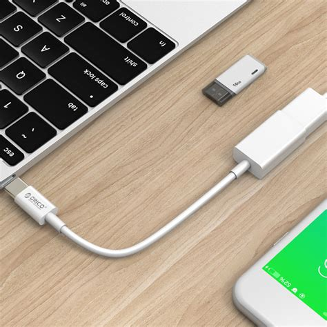 Orico Usb Type C To Usb 2 0 Cable Adapter 25cm Ct2 25 T30 4 orico usb type c to usb 2 0 cable adapter 10cm ct2 10 white jakartanotebook