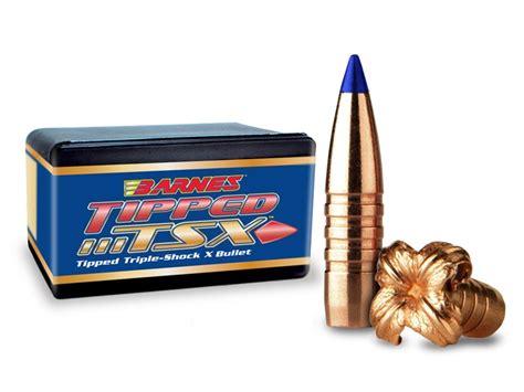 Barnes X barnes tipped shock x ttsx bullets 30 cal 308 diameter 165