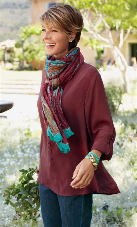 clothing styles for women over 60 new fall clothes for women over 60