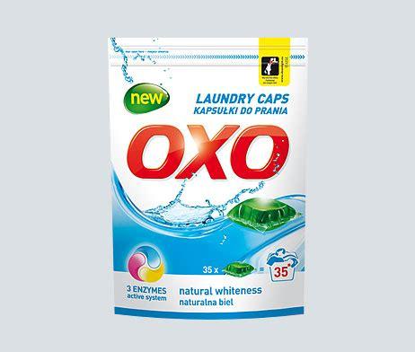 Oxo Laundry Capsules For White Fabrics 35 Pcs Marba Oxo Laundry