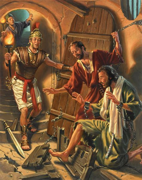 Sins Of Silas new testament 5 lesson 12 paul and silas in prison