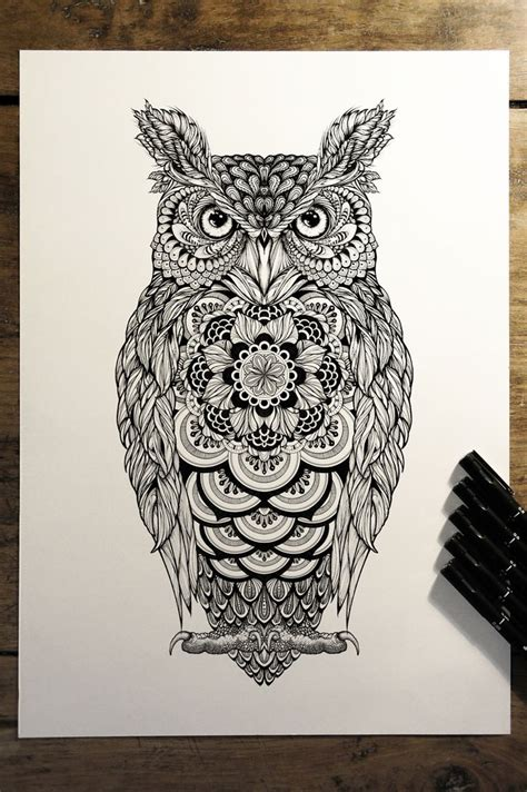 tattoo eagle owl greg coulton spotted eagle owl for hoot watches owl