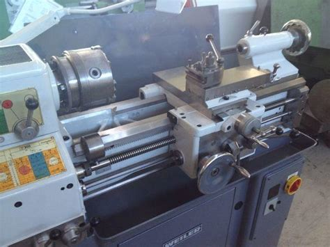 Center Lathes 0 299mm Turning Diameter Over Bed Weiler