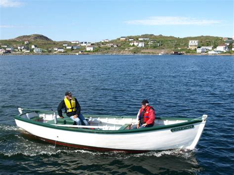 lowe boats newfoundland traditional motor boat picture of twillingate adventure