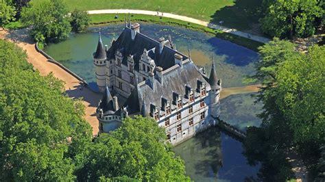 Azay De Rideau by Ch 194 Teau Of Azay Le Rideau The Loire Valley A Journey