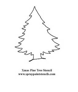 gallery for gt pine tree stencil printable