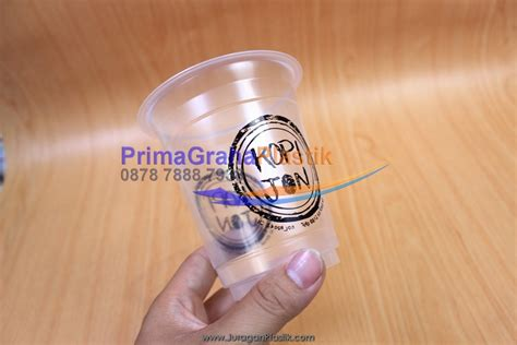 Cup 22 Oz Pp Polycup polycup gelas cup kfc goceng yoshinoya 12 14 16 22