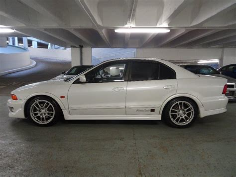mitsubishi galant turbo used mitsubishi galant 2 5 vr4 v6 twin turbo type s manual