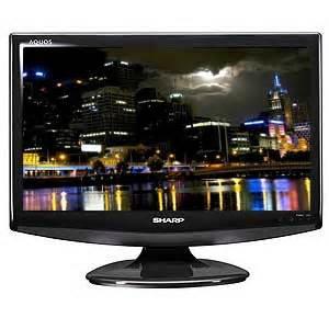 Tv Sharp Aquos 19 Inch sharp aquos lc19d1ebk 19 inch hd lcd tv xcitefun net