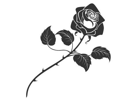wandtattoo rose blume bl 252 te wandtattoos de