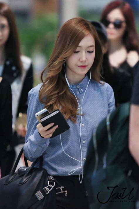 jessica jung latest news jessica jung new hairstyle hairstylesmill
