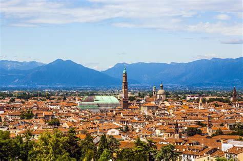Vicenza Italy innsbruck to venice cycling via lake garda and