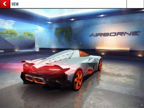 Asphalt 8 Lamborghini Egoista by Igcd Net Lamborghini Egoista In Asphalt 8 Airborne
