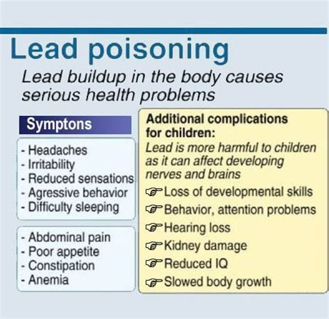 How To Detox From Lead by Lead Poisoning Http Www Purifyyourbody Our Detox