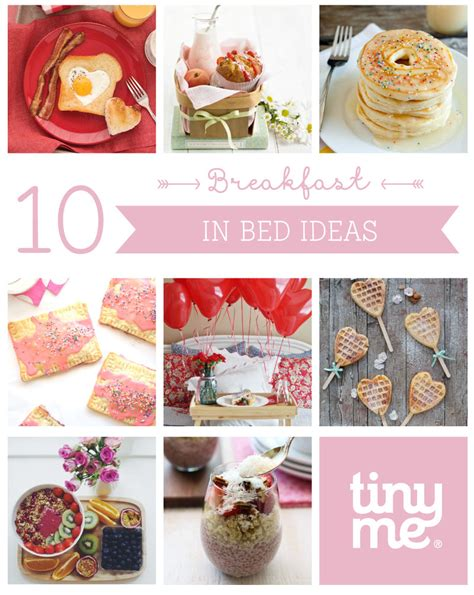 breakfast in bed ideas 10 breakfast in bed ideas tinyme blog
