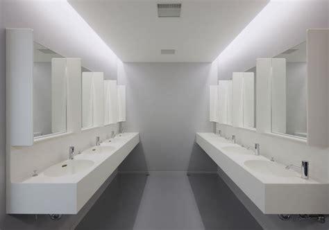 Bathroom Facilities by Sleeping Pods That Showcase Modern Design