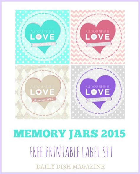 printable memory jar labels 1000 images about scrap on pinterest vintage labels