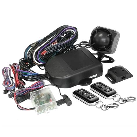 mongoose m60g car alarm driving sound