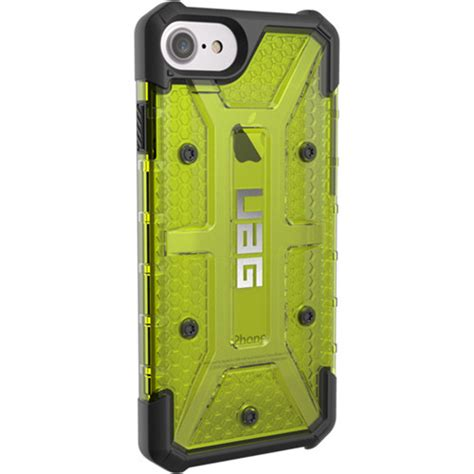 Armor Bumper Gear Uag Soft Cover Casing Iphone 5 5s armor gear plasma for iphone 7 citron iph7 6s l ct