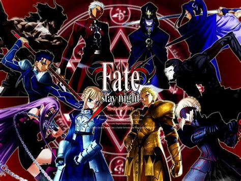 anime fate fate stay night fate stay night wallpaper 10847521