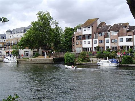 river thames wikidata staines upon thames wikidata