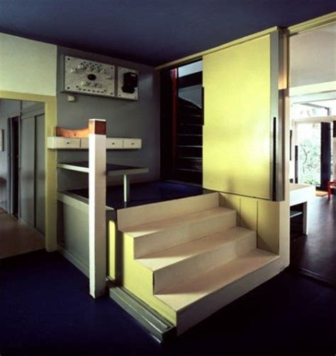 schroder house interior schroder house gerrit rietveld utrecht stairs pinterest the o jays stairs