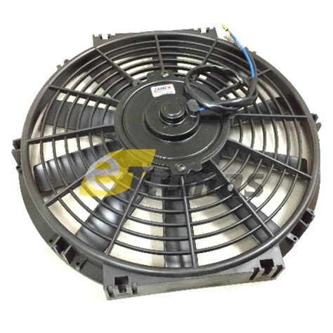 universal condenser fan motor universal car condenser cooler fan air cond radiator with