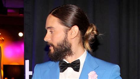 long hairstyles tutorial how to maintain and style a man bun