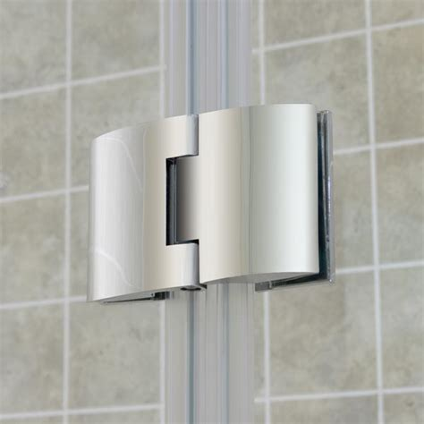 Hinged Glass Shower Doors Aqua Tub Door Frosted Glass Bathtub Door Dreamline Frameless Tub Doors
