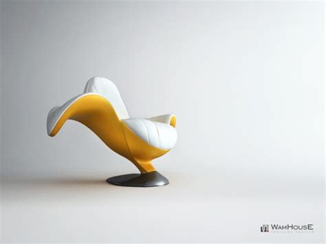 banana armchair amazing banana armchair by wamhouse my desired home