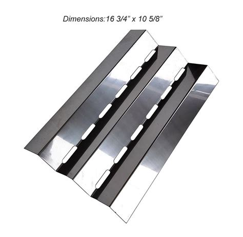 backyard grill heat plate for uniflame backyard grill stainless steel heat plate