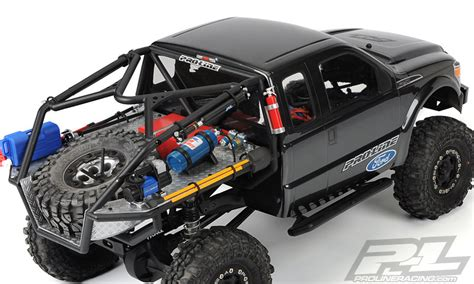 Tool Box Tamiya Auldey By B Toys pro line ford f 250 duty cab 3392 for rock crawler