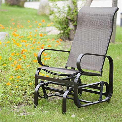 Patio Sling Chair Material by Patiopost Outdoor Textilene Mesh Fabric Patio Sling Glider