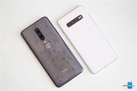oneplus 7 pro vs samsung galaxy s10 edging it out phonearena