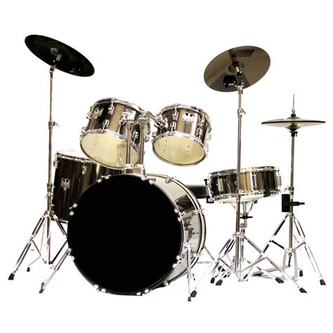 drum with pintech acoustic to electronic drum kit conversion