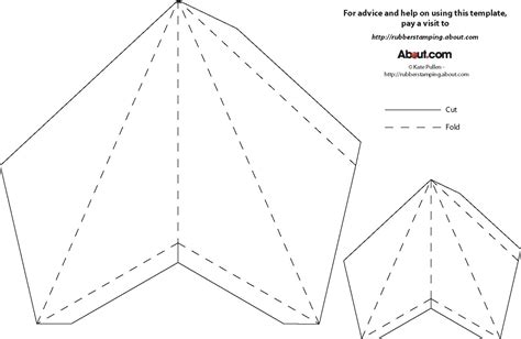 3d paper template easy to make 3d paper ornament 3d template and 3d