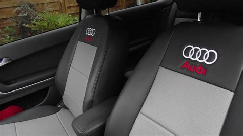 Where Can I Find Covers by Audi A3 Sportback 2008 Housses Auto Sur Messure