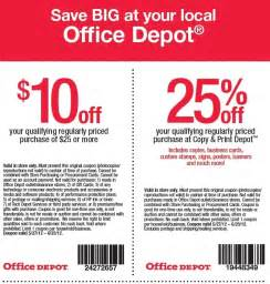 Office Depot Printable Coupons January 2015 Office Depot Coupon Printable Gameshacksfree