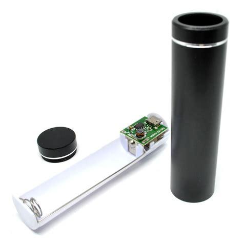 Terlaris Exchangeable Cell Power Bank For 1pcs Baterai 18650 Pb R power bank aluminium untuk 1pcs 18650 black jakartanotebook