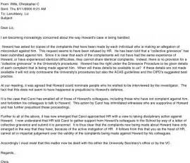 professional complaint letter to cover letter