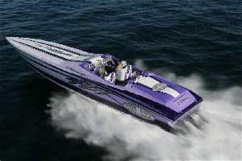 cigarette boat company cigarette 42x high performance in rough water boats