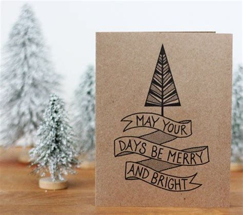 Esty Gift Card - christmas cards on etsy