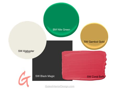 5 paint colors guaranteed to make you feel good gates interior design and feng shui amanda gates