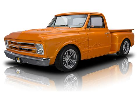 Sale Speaker Power Up Pu S608 5 1 136138 1968 chevrolet c10 rk motors classic and performance cars for sale