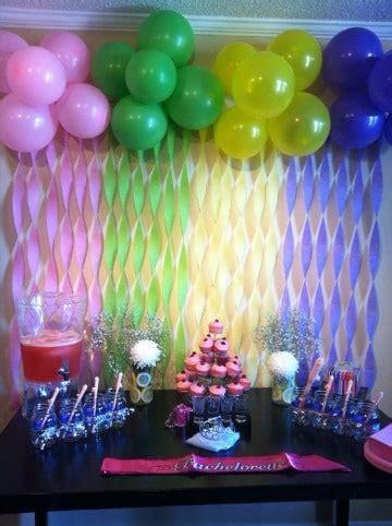 como decorar unos 15 años decoracion y arreglos de salon con globos en imagenes